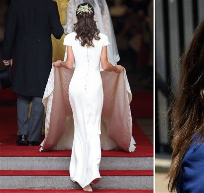 Pippa Middleton e il pilates