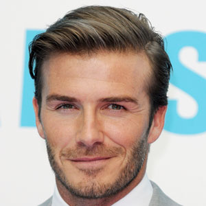 David Beckham appassionato di pilates