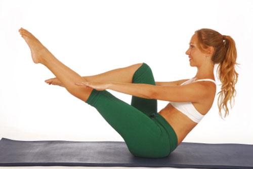Esercizi di Pilates per lo Stretching