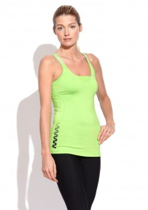 top color lime per pilates