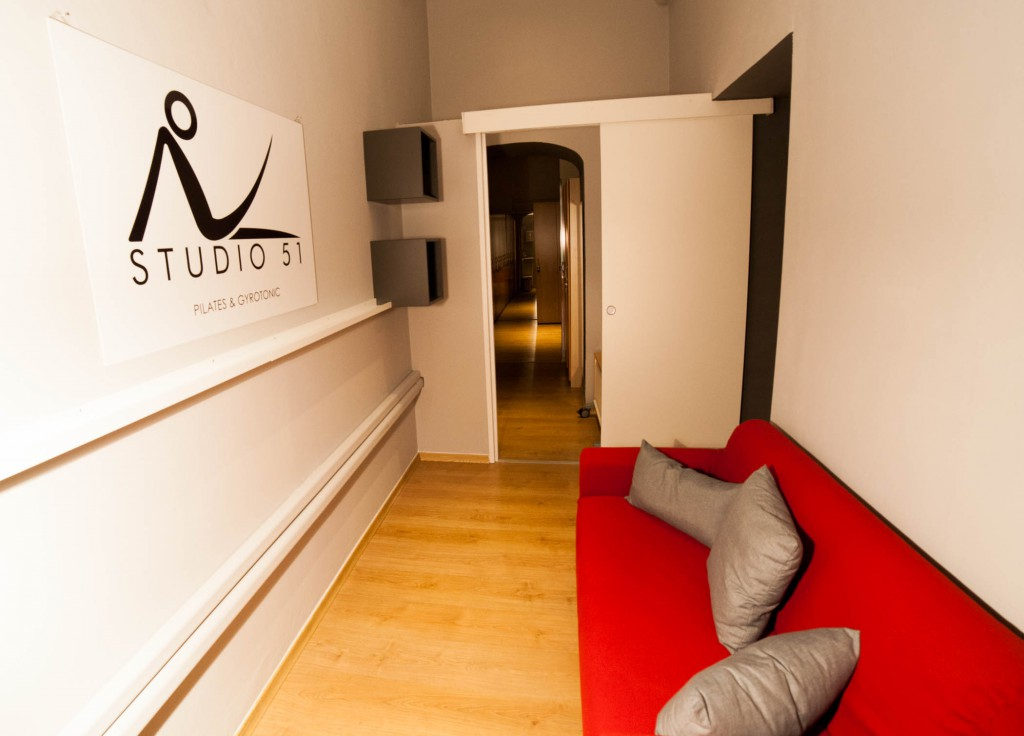 sala d'attesa Studio 51