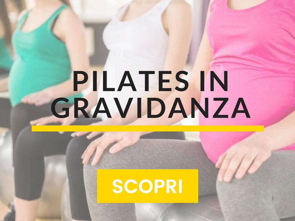 Pilates in gravidanza Milano