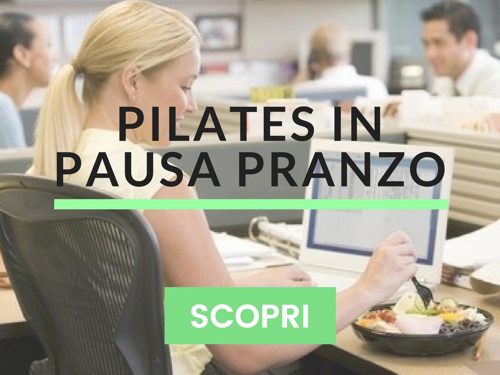 Pilates in pausa pranzo Milano