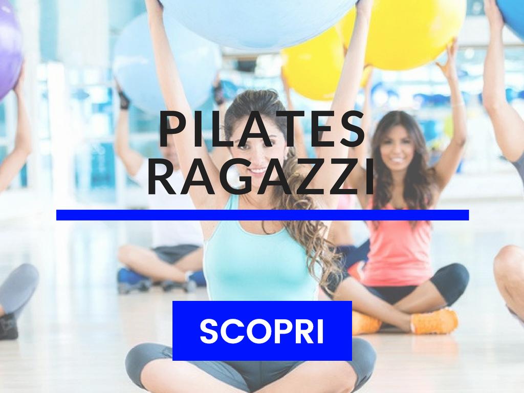 Pilates Ragazzi Milano
