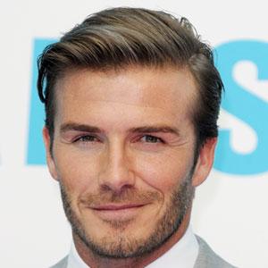 David Beckham appassionato di pilates