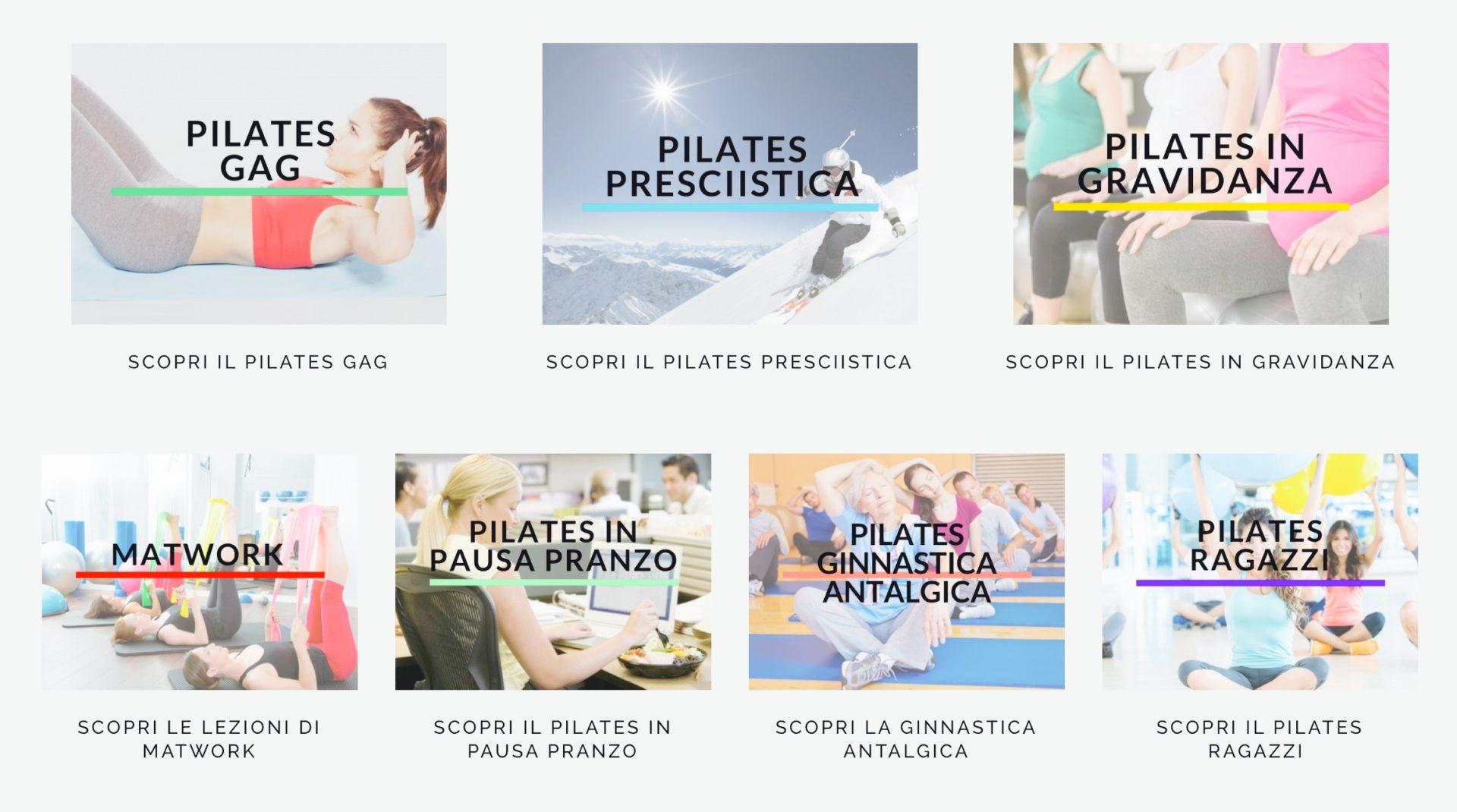 Corsi di Pilates a milano