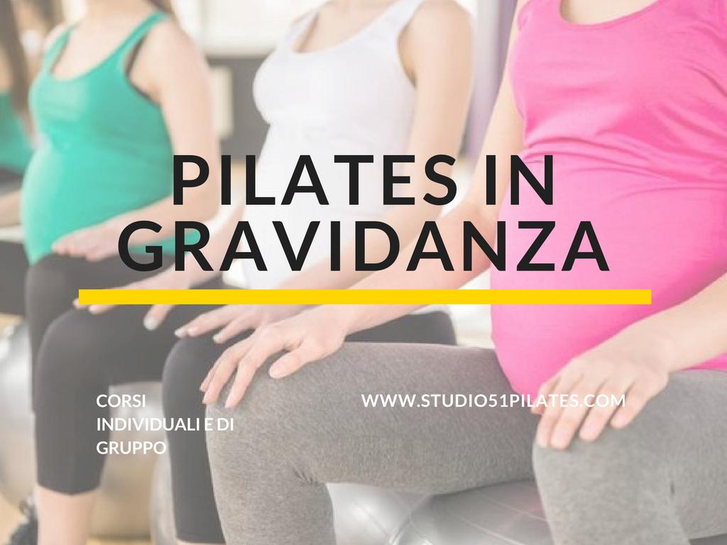 Pilates in Gravidanza