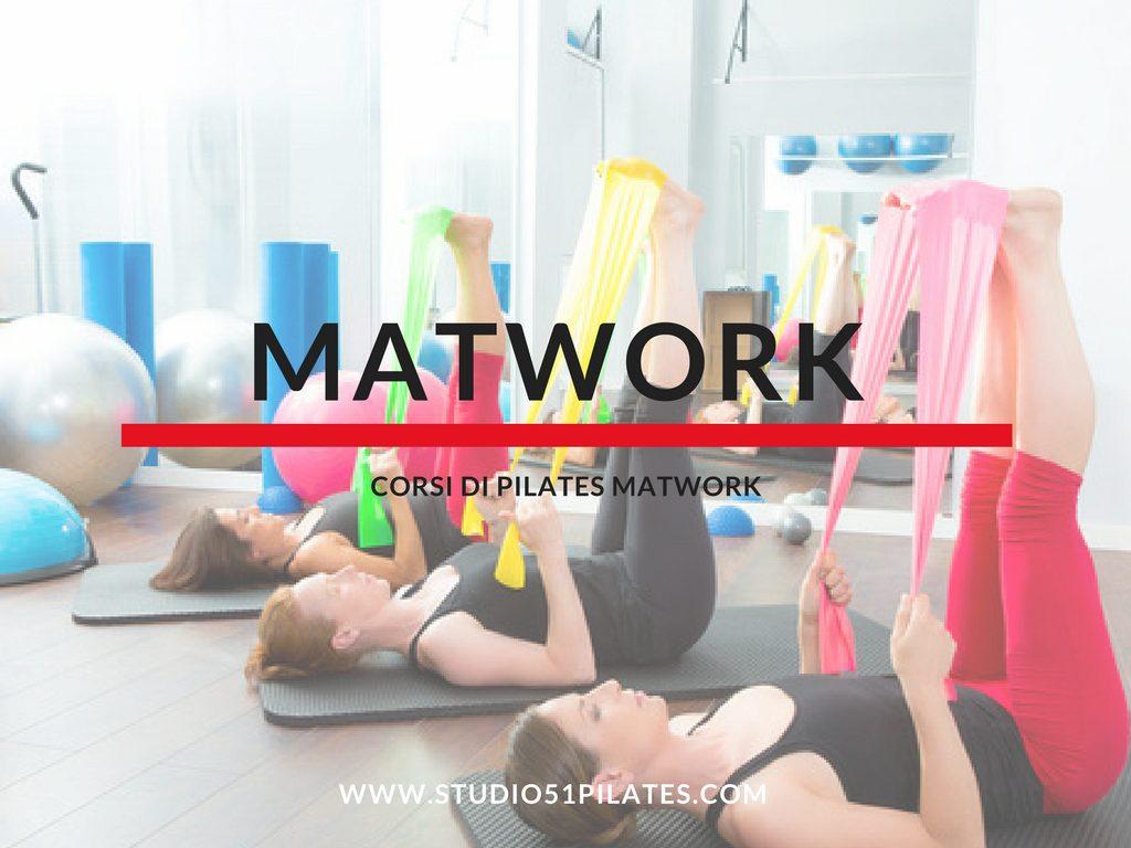 Pilates Matwork Milano