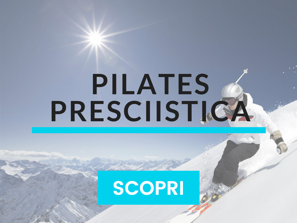 Pilates Presciistica Milano